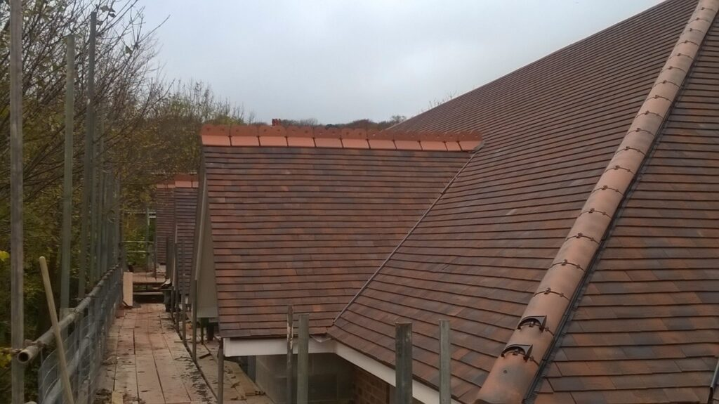 eastbourne care home roof